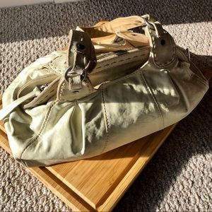 Lucky Brand Italian Leather Hobo Bag